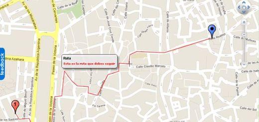 Scribble Maps: crea mapas personalizados con rutas, textos, imágenes, etc
