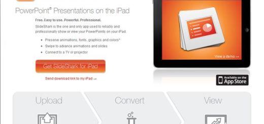 SlideShark, aplicación gratuita para visualizar PowerPoints en el iPad