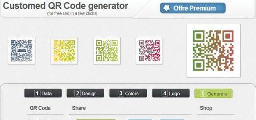 Unitag QR Code Generator, genera códigos QR en colores y con tu logo