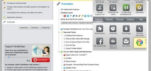 Click&Clean, una extensión para Chrome que limpia, protege tu PC y mucho más