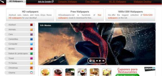 HDwallpapers: cientos de wallpapers gratuitos en HD, para personalizar tu Escritorio