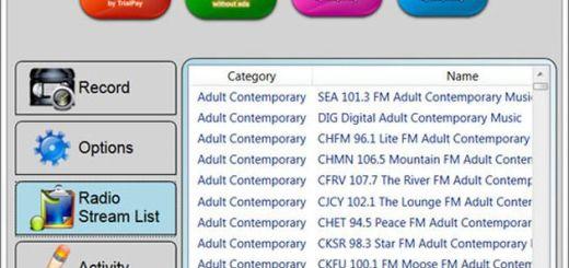JukeREC, aplicación gratuita para escuchar radios online y grabarlas