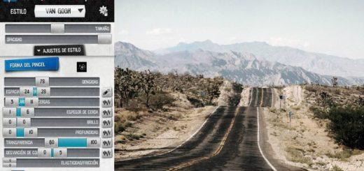 Psykopaint: herramienta web para dibujo artístico y edición de imágenes