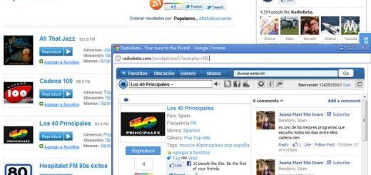 RadioBeta, enorme directorio para escuchar online radios de todo el mundo