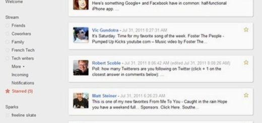 Usability Boost: una forma más estructurada y cómoda de ver tu stream de Google+, con opción para guardar posts favoritos (Chrome)