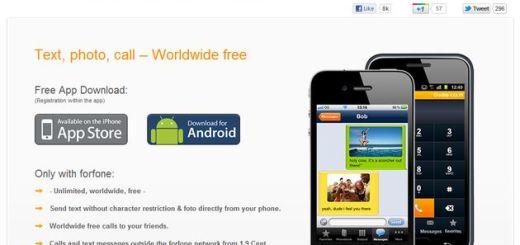Forfone: la aplicación para smartphones que reúne las funcionalidades de Viber, WhatsApp y Skype