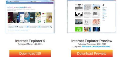 Internet Explorer 10 Platform Preview, ya se puede probar la próxima versión del navegador de Microsoft