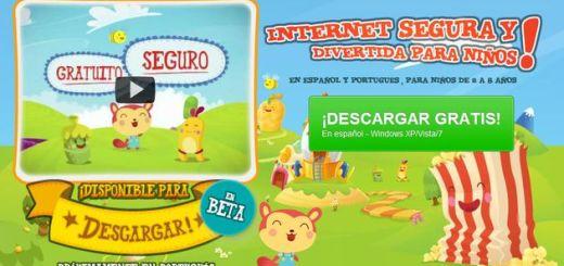 KidBox: excelente navegador para niños, gratuito, en español y con control parental