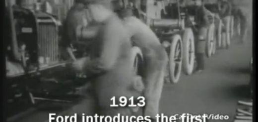 100 años de historia (1911/2011) en un vídeo de poco más de 10 minutos