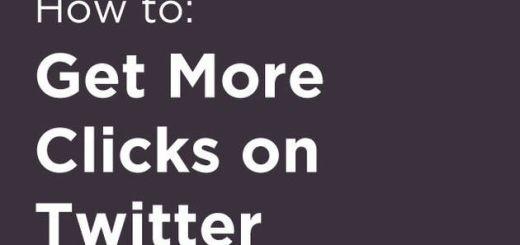 Infografía con trucos para lograr más clics en los enlaces de tus tweets