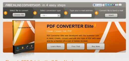 PDFConverter: convierte online y gratis tus PDF a Word, Excel o Powerpoint