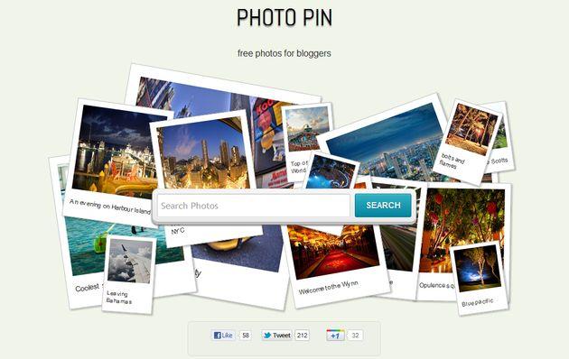 Photo Pin, un buscador con millones de imágenes bajo licencia Creative Commons