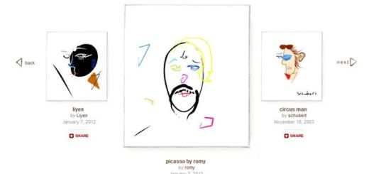 Picassohead, crea dibujos artísticos con el estilo de Picasso sin dibujar