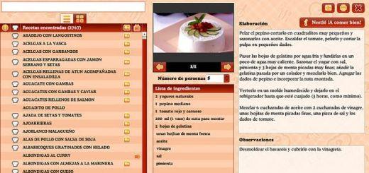 ¿Qué cocino hoy? Un gran recetario para instalar en tu Chrome