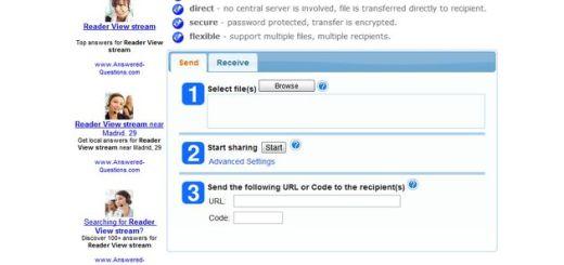 EFShare: envía archivos de hasta 100 Mb, de navegador a navegador, sin instalación ni registro