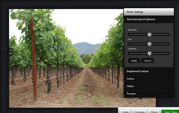 Enthread, retoca y mejora tus fotos con esta utilidad web gratuita