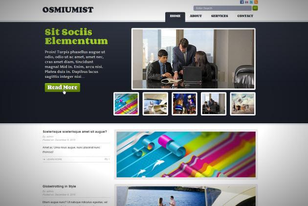 Free WordPress Themes 2012 Edition, 250 temas gratuitos para ...
