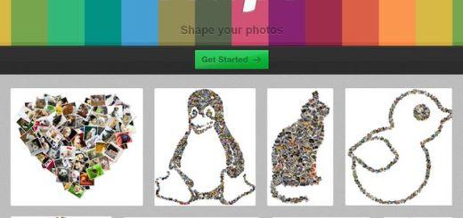 Loupe, crea online bonitos collages de variadas formas