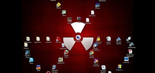 My Cool Desktop, organiza los iconos de tu Escritorio formando figuras decorativas