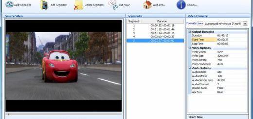 Weeny Video Cutter, aplicación Windows gratuita para cortar vídeos fácilmente