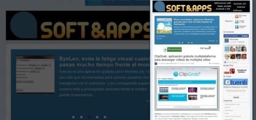 BlipShot, captura una página web completa con esta extensión para Chrome