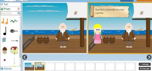 StoryJumper: crea cuentos o libros infantiles en pocos pasos