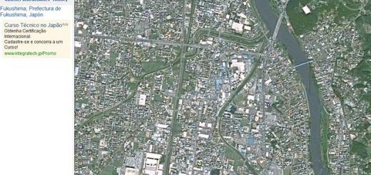 Google actualiza las fotos de satélite en las zonas afectadas por el tsunami de Japón