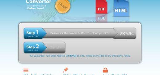 PDF To HTML, conversor online y gratuito de PDF a HTML