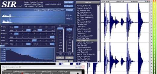 Wavosaur, un potente editor de audio portable y gratuito para Windows