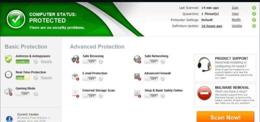 Ad-Aware ahora es un completo antivirus y además gratuito