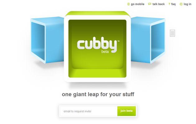 Cubby, llega un serio competidor para Dropbox