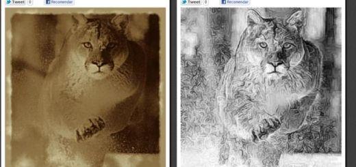 Funky Photo, aplica seis efectos simultáneos a tus fotos con esta utilidad web