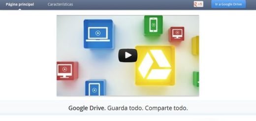 Se lanzó Google Drive, la competencia de Google a Dropbox