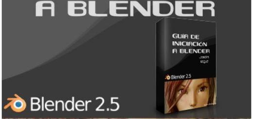 Excelente tutorial en español para Blender