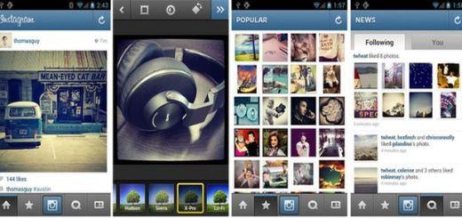 Instagram ya está listo para Android