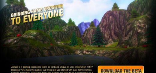 Jumala, aplicación gratuita para jugar y crear tus propios juegos 3D