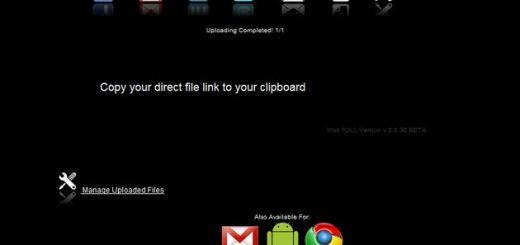 LargeDocument, otra alternativa gratis para compartir archivos de hasta 8 Gb