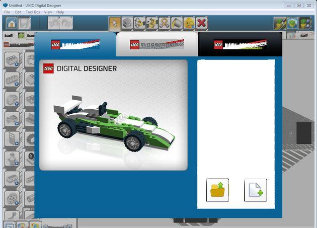 Lego digital designer programa gratuito de modelado 3d - Programas para 3d ...