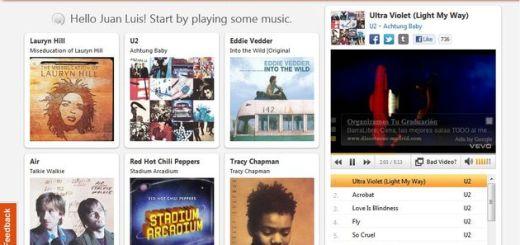 Loudlee, un Pinterest de vídeos musicales