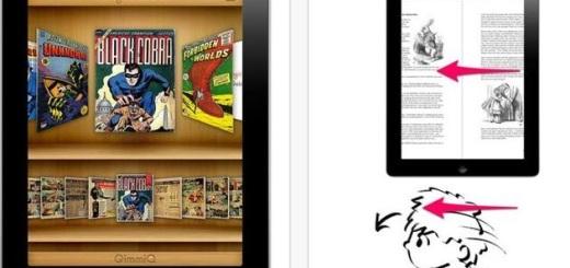 MagicReader, lector de PDF para iPad donde pasamos de página con movimientos de la cabeza