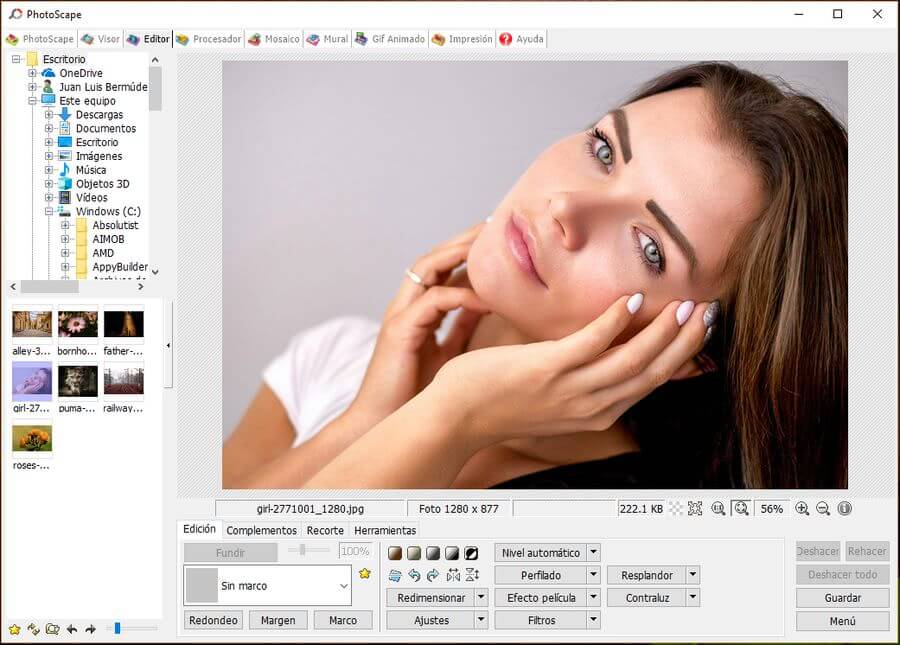 PhotoScape editor y visualizador de imágenes PhotoScape: excelente editor y visualizador de imágenes gratuito