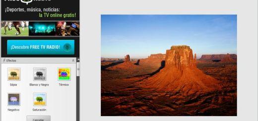 PixEasy, aplicación Windows gratuita para editar fácilmente tus fotos