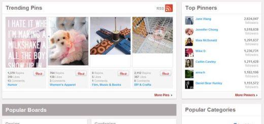 Repinly: conoce los pins, boards y usuarios más populares de Pinterest