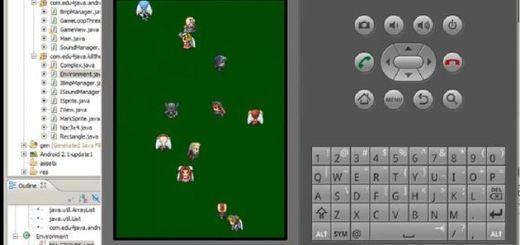 Android Game Programming: videotutorial en español para aprender a programar juegos Android