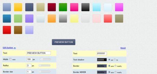 CSS Gradient Button, utilidad web gratuita para crear botones CSS fácilmente