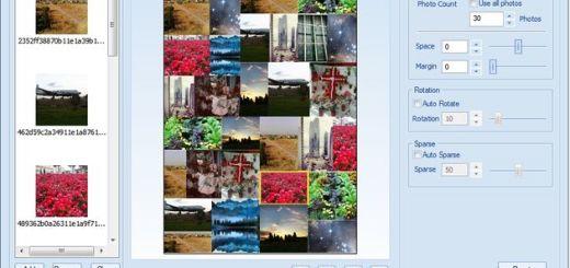 CollageIt, software gratis para componer bonitos collages y compartirlos