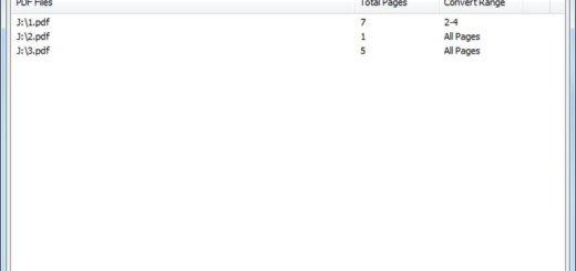 Convertidor de PDF a imagen - Weeny Free PDF to Image Converter