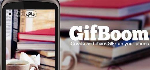 GifBoom, un 'Instagram' de animaciones gif para Android e iOS