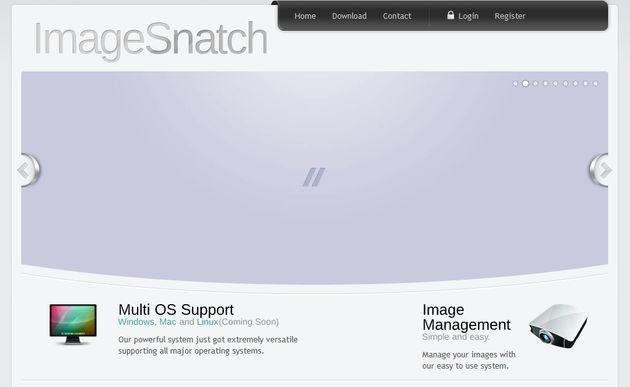 ImageSnatch, aplicación gratuita multiplataforma para tomar capturas y compartirlas rápidamente