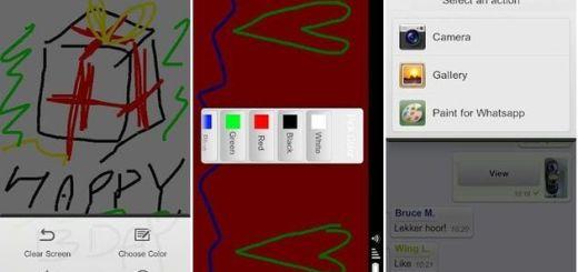 Paint for WhatsApp, crea dibujos o bocetos para adjuntar en WhatsApp